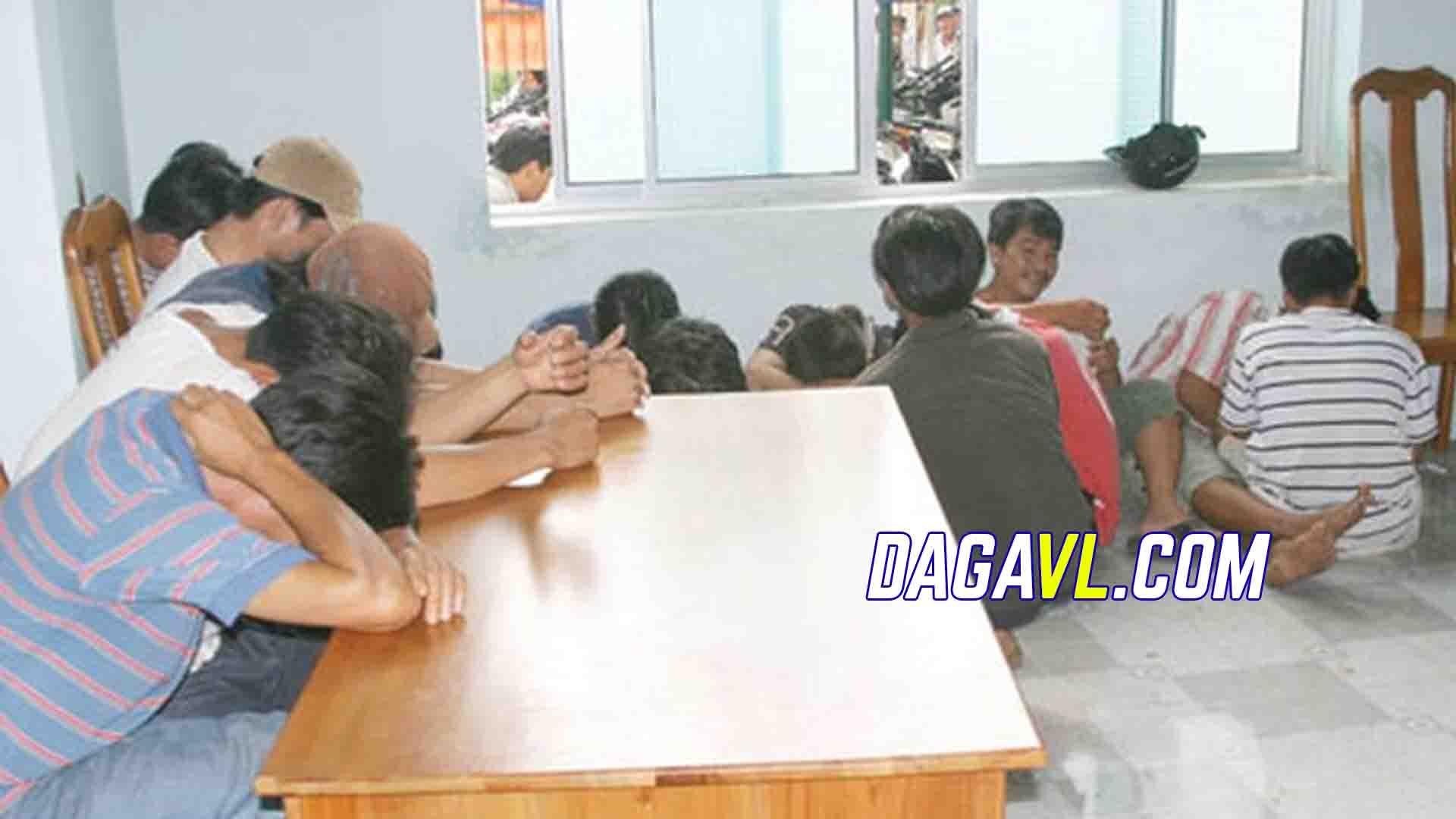 DAGAVL.COM - Trường đá gà có giấy phép bị bắt